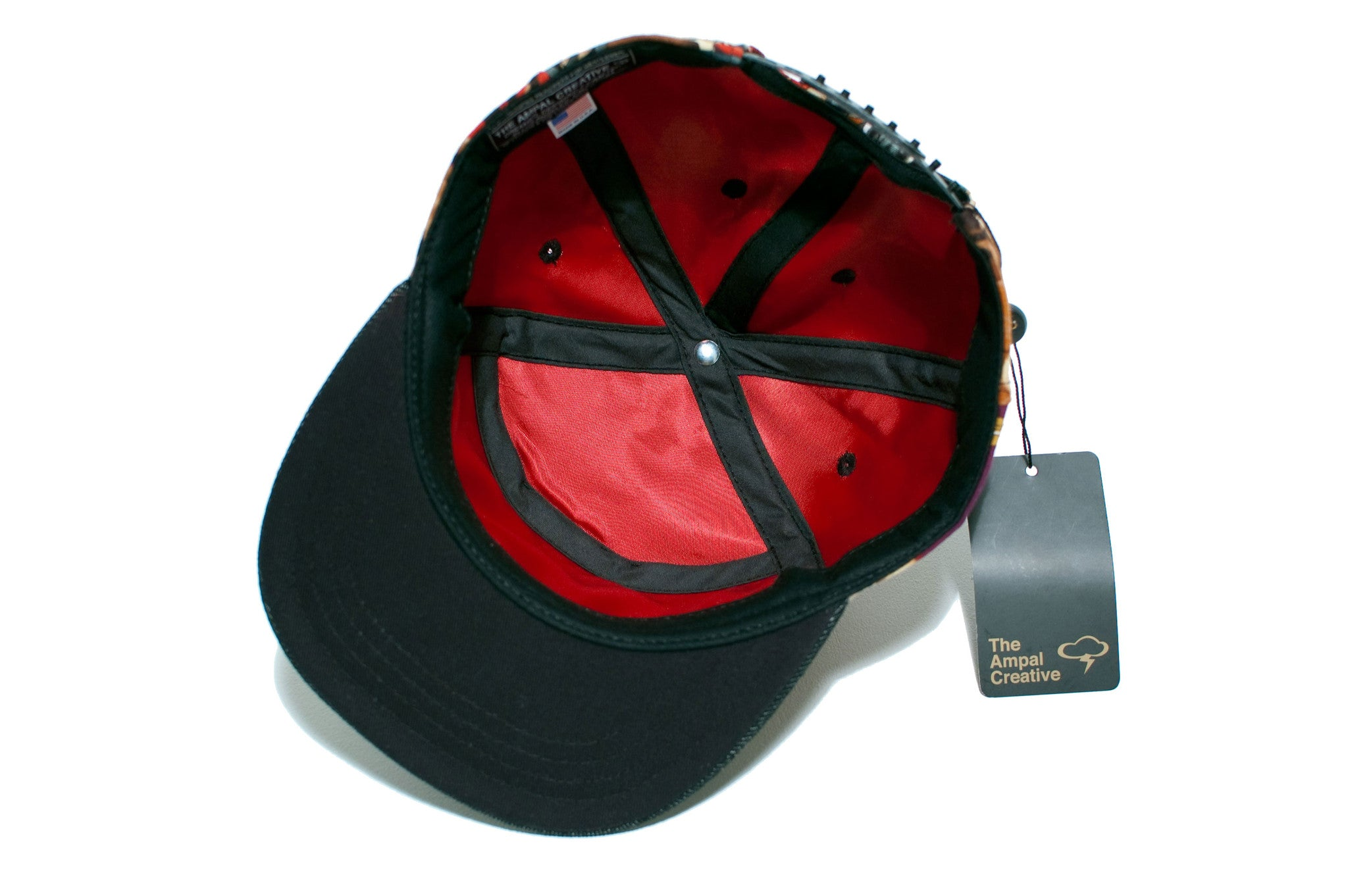 HEAVY METAL Snapback