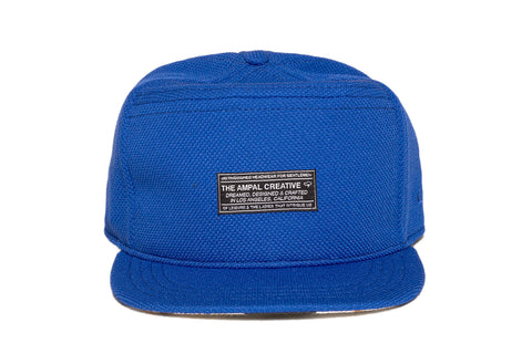 KOOLNIT Snapback Royal Blue