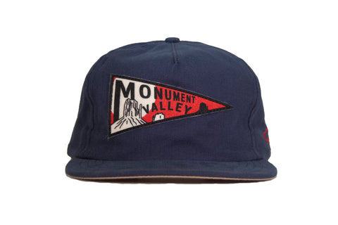 MONUMENT VALLEY Pennant Strapback