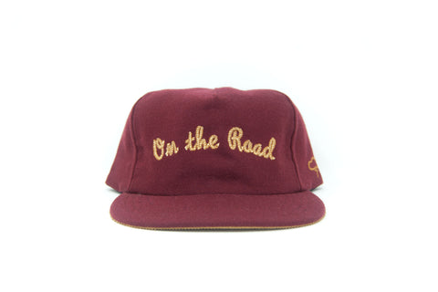 ON THE ROAD Strapback