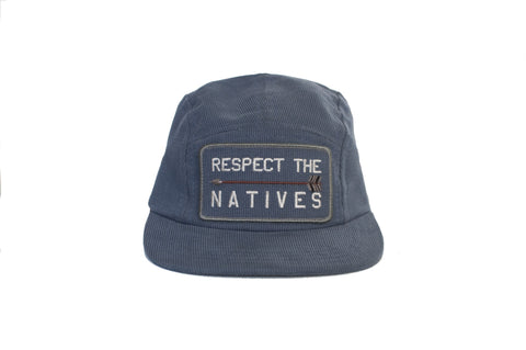 RESPECT THE NATIVES 5-Panel