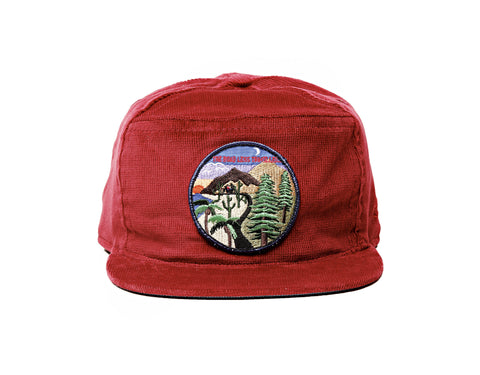 ROAD LESS TRAVELLED Strapback