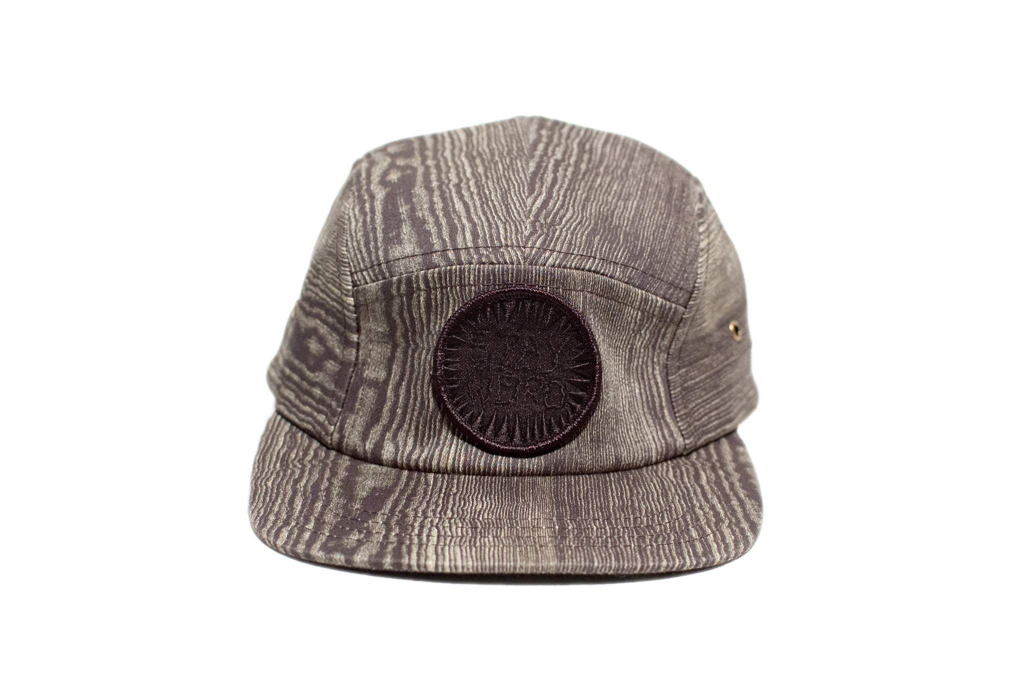 STAY WEIRD 5-Panel Wood