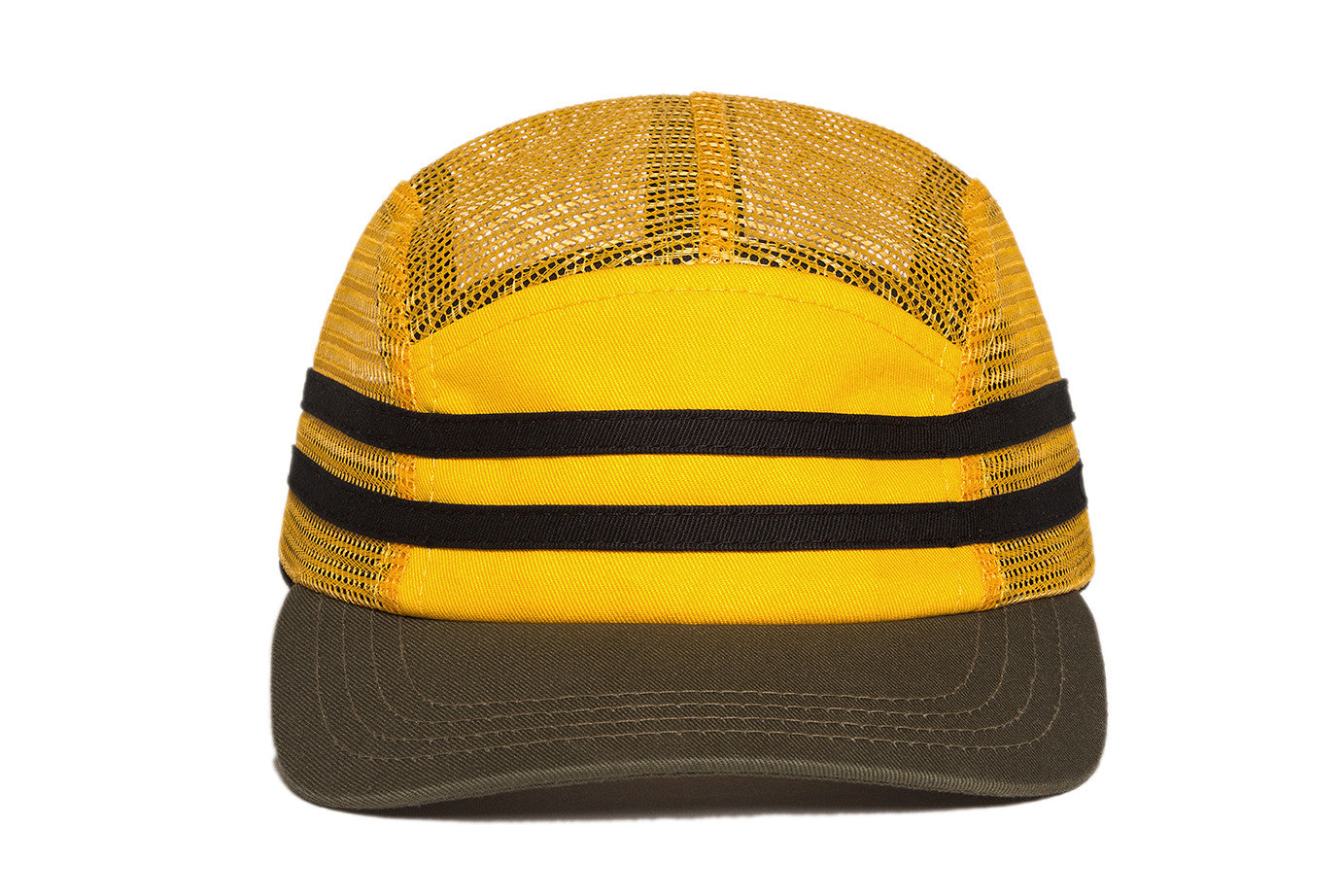 STRIPES 5-Panel Gold