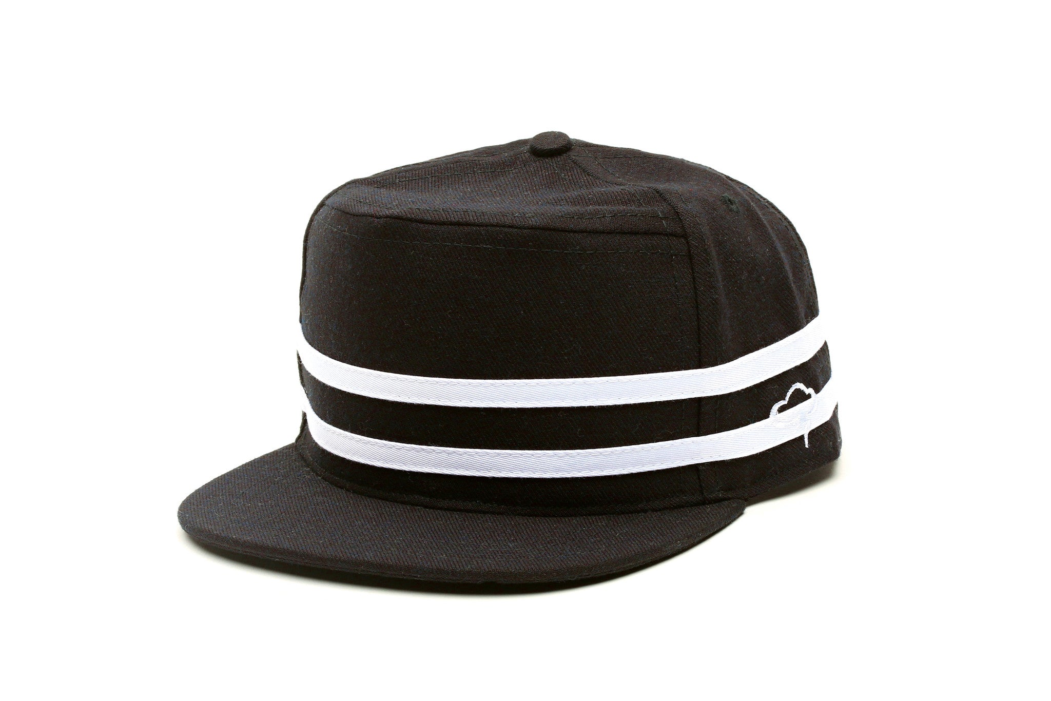 STRIPES Wool Snapback