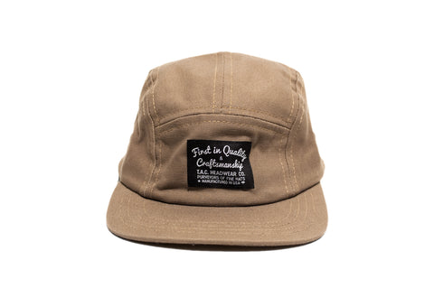 UNION STANDARD 5-Panel Ranch Brown