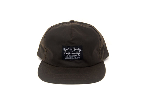 WAX II Snapback - Brown