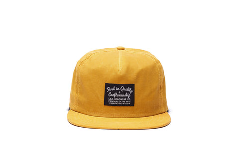 WAX II Snapback - Gold
