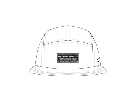 MYSTERY BOX 5-Panel Camps - 3 for $40