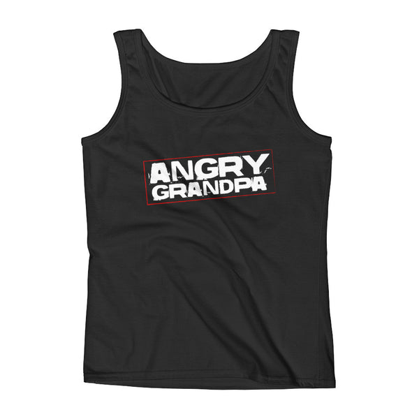 Angry Grandpa - Ladies' Tank Top