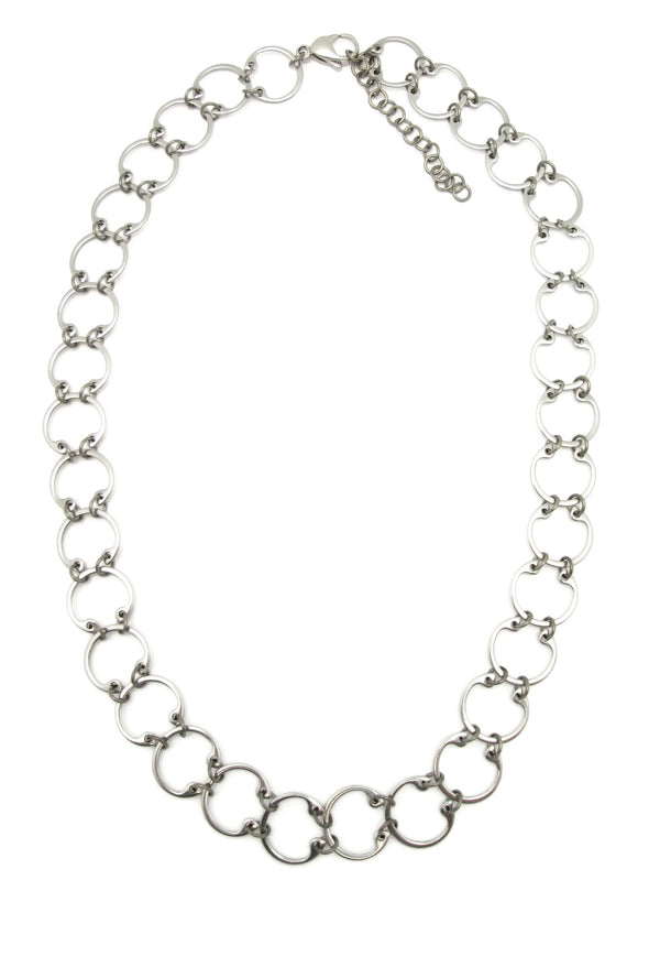 Baseline C-Ring Necklace