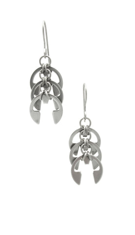 Fir Cone Earrings