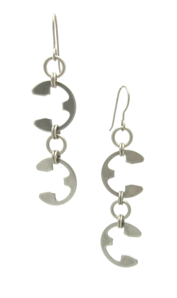 Tendril Earrings