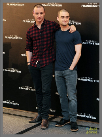 How tall is James McAvoy? - JENNEN Shoes