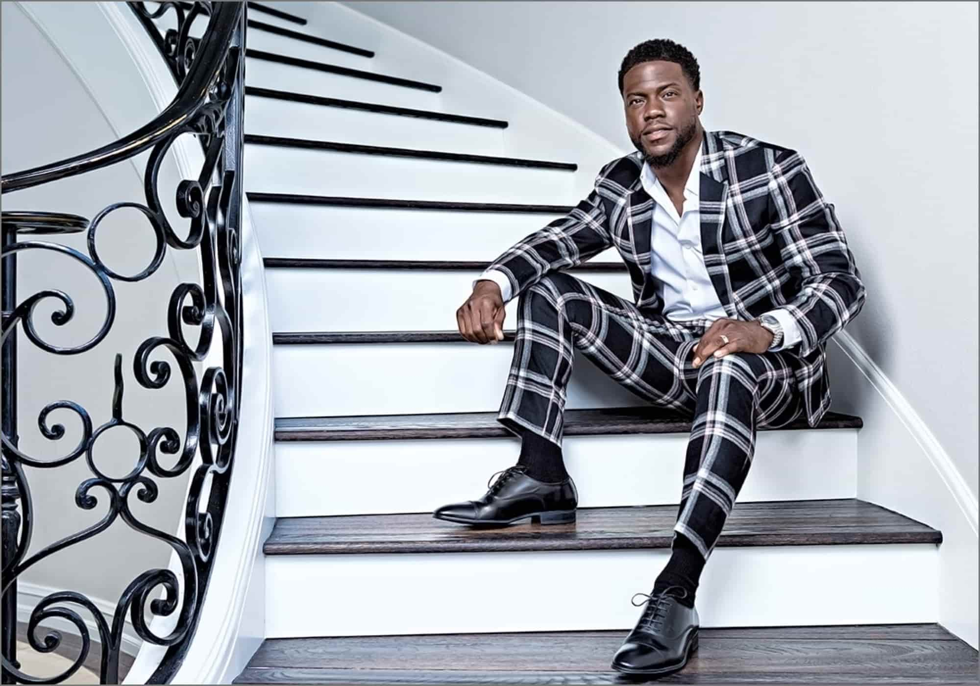 Kevin Hart Height: How Tall is Kevin Hart?