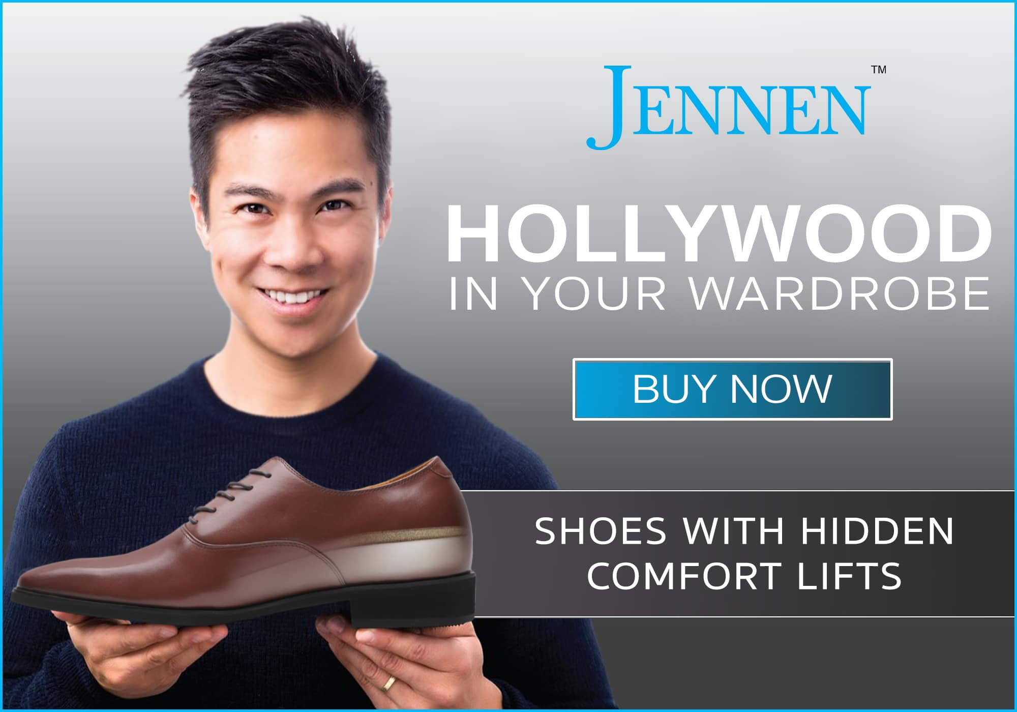 Stand Taller with JENNEN shoes