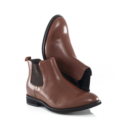 Mr. Tahnee Tan | Height Increasing Mens Casual Boots | Jennen Shoes