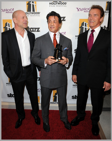 How tall is Sylvester Stallone? - JENNEN Shoes