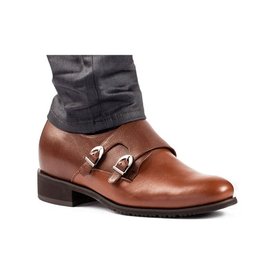 Mr. Hudecek 7.5cm | 3 inches Taller Discount Hidden Height Shoes