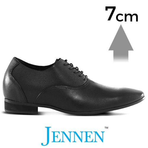 Mr. Chopin 7cm | 2.8 inches Taller Business Dress Shoes For Men