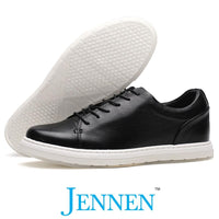 Mr. Menuhin Black 5cm | 2 inches Taller Height Increasing Shoes