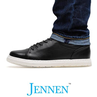 Mr. Menuhin Black 5cm | 2 inches Taller Shoes for Men