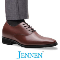 Mr. Webern Brown 7cm 2.8 inches Taller Australian Designer Shoes