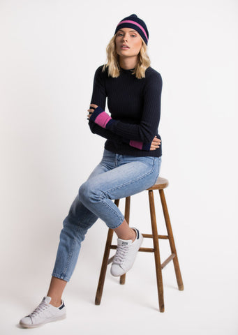 Katrine Writst Warmers - Wool Cashmere