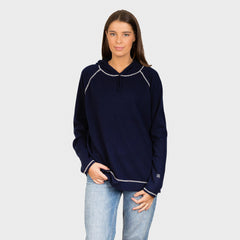 CONCETTA WINTER WEIGHT HOODIE