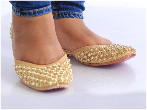 Cindrella Slippers