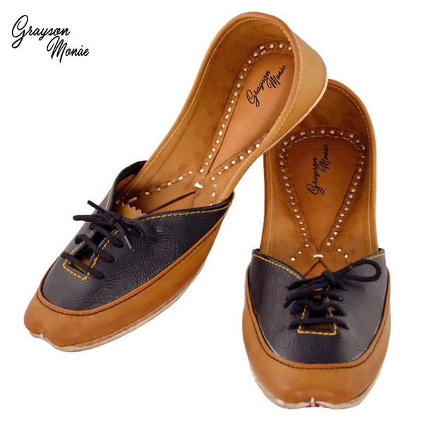 Sable Tan Brogues