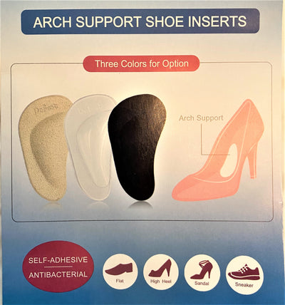 Arch Support Shoe Inserts
