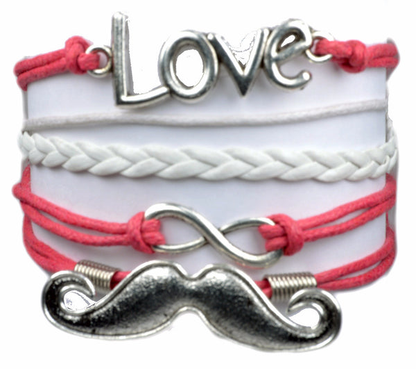 Bracelet - Happy Moustache