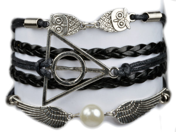 Bracelet - Pearl Wings
