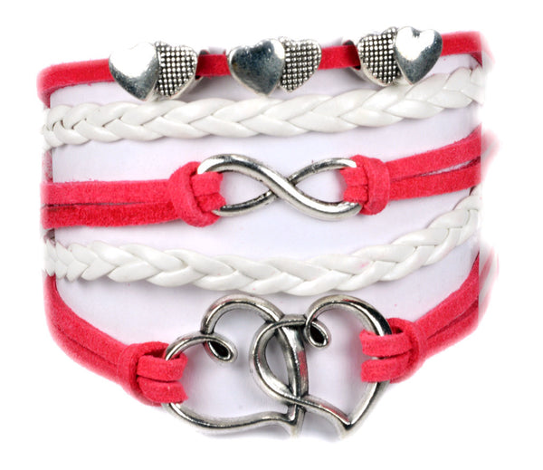 Bracelet - Princess Heart