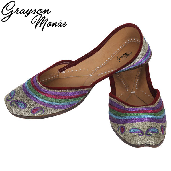 Handmade Shoes - Rainbow