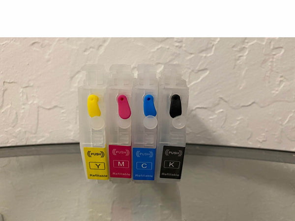 Empty Refillable Ink Cartridges For Brother LC3011 LC-3013 Use For Refill or CISS