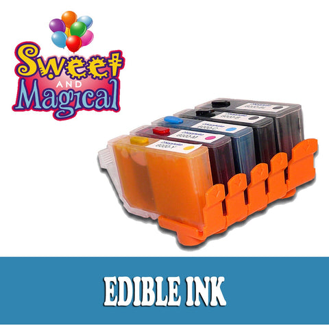 EDIBLE ink Cartridge PGI-250 CLI-251 Canon MX922 MG5520 MG5522 MG5620 iX8620