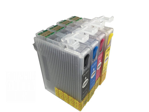 Edible Ink Cartridge for Epson WF-2750 2760 2650 2660 Expression XP-420 320 424 Printer T220