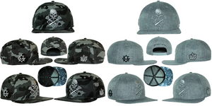 GEARHEAD x HYPEBEAT 'CULTURE WARS' GREY CAMO & METALLIC HEMP