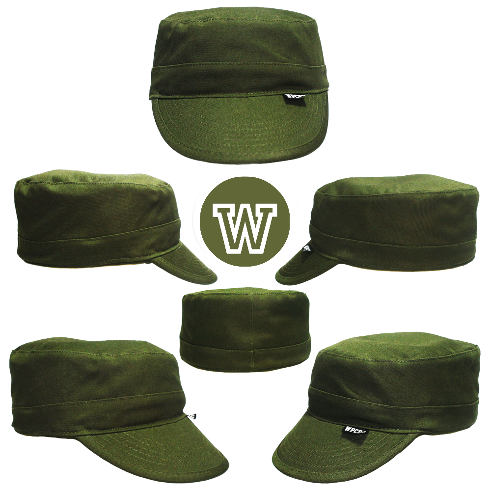 The DTR 'Infantry' cap