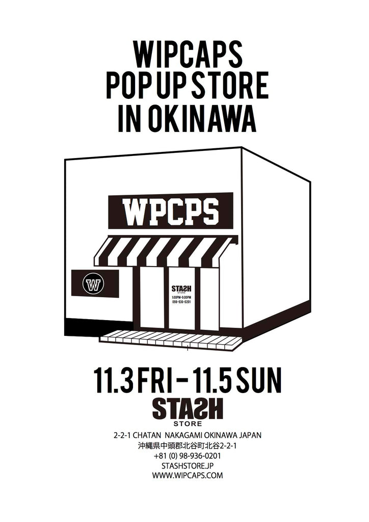 WIP POP-UP SHOPS IN JAPAN