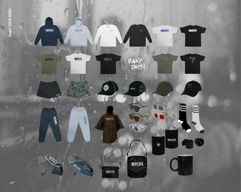 WIP Apparel & Accessories