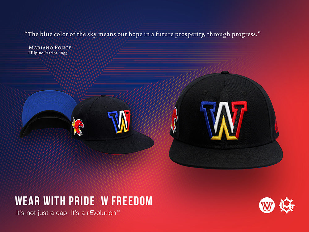 542a4dc1aca WIP X Gearhead   W  Wear With Pride  Freedom     Courage  – WIP CAPS