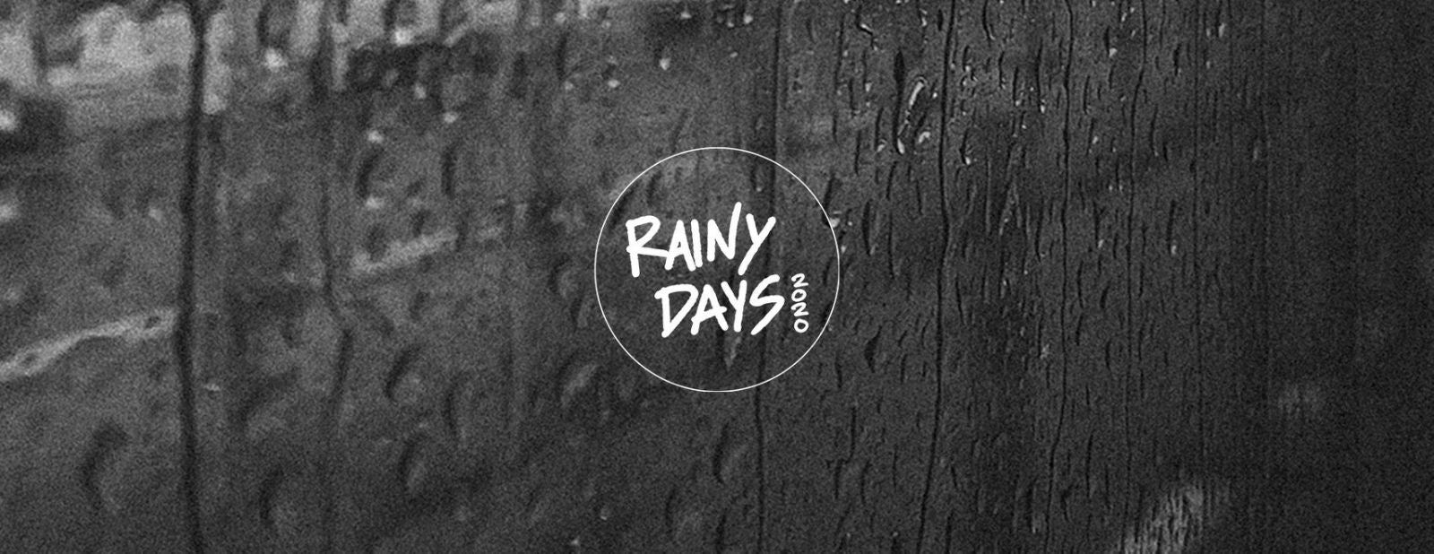rainy days 2020