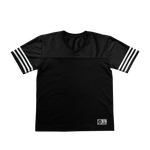 GOAT Black Football Jersey