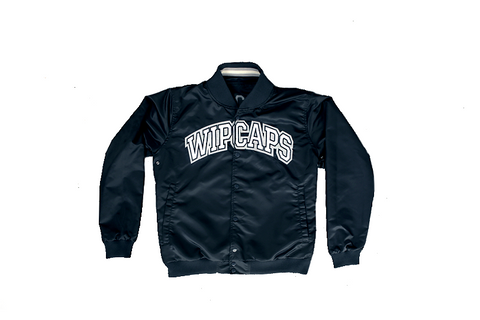 'WIPCATS' Reversible Jacket (Navy)