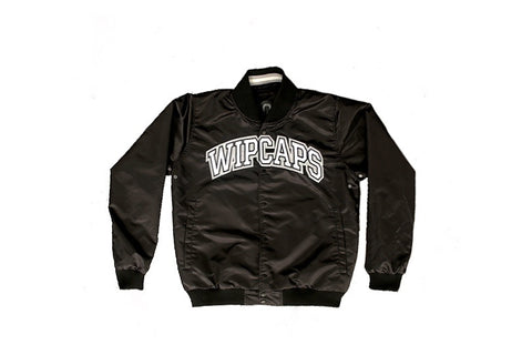 'WIPCATS' Reversible Jacket (Black)