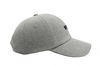 'WPCPS' dad cap (Gray Chambray)