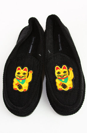 Money Cat Slippers - Roberto Vincenzo